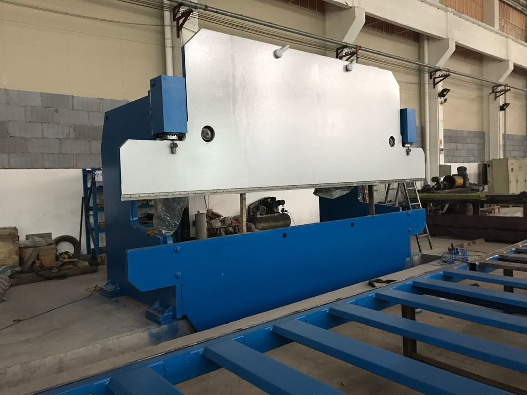 High Speed 3 axis - 11 axis CNC Hydraulic Press Brake machines 80T