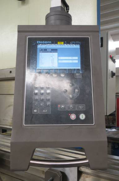 CNC Hydraulic Press Brake Machine With LCD display