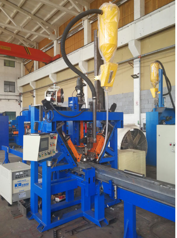 Professional Electric Pole Production Line Model:CNC300/12000