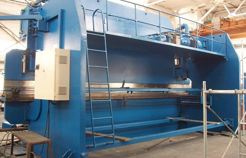 Synchronization CNC Electric Press Brake steel plate bending machine 14000mm